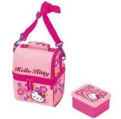 Магазин сумок Sanrio Сумка с контейнером «Hello Kitty» 788848