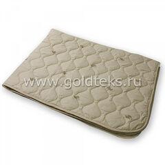 Подарок Голдтекс Верблюжий наматрасник 180х200  утолщенный рт. 5019