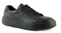Обувь мужская Renzoni Кроссовки мужские черные