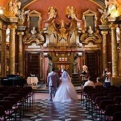 Туристическое агентство Респектор трэвел Свадьба в Праге во дворце Клементинум, пакет «Экономный»