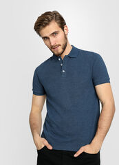 Кофта, рубашка, футболка мужская O'stin Базовое поло MT6W14-66