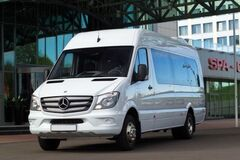 Аренда авто Mercedes-Benz Sprinter Vip 2016 г.