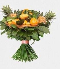 Магазин цветов Florita (Флорита) Букет из ананасов и мандаринов