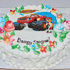 Торт Tortiki.by Праздничный торт №10