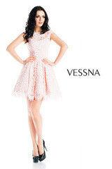 Вечернее платье Vessna Коктейльное платье арт.1234 из коллекции VESSNA NEW