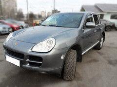 Аренда авто Porsche Cayenne 2005