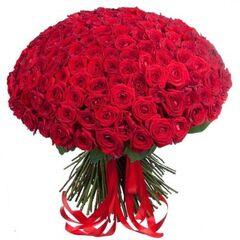 Магазин цветов Фурор Букет из 101 розы