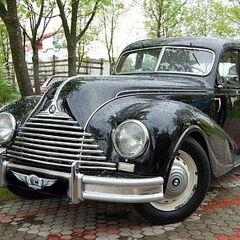 Прокат авто Прокат авто с водителем, BMW 340, 1949 г.