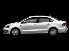Прокат авто Прокат авто Volkswagen Polo серебристый 2018