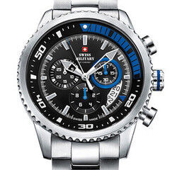 Часы Swiss Military by Chrono Наручные часы SM34042.04