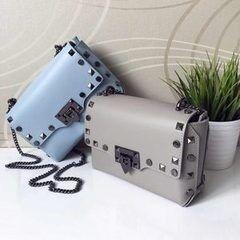 Магазин сумок Vezze Кожаная женская сумка С00155