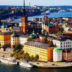 Туристическое агентство Респектор трэвел Экскурсионный тур автобус+паром «Рига — Стокгольм — Турку — Хельсинки — Таллин»