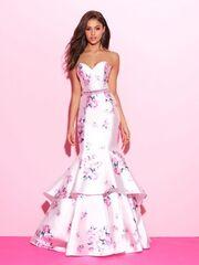Вечернее платье Madison James Платье вечернее 17-216