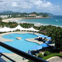 Туристическое агентство EcoTravel Пляжный авиатур в Китай, Санья, Pearl River Garden 4*