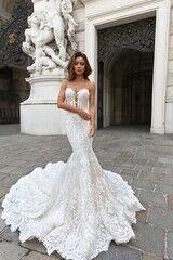 Свадебный салон Crystal Свадебное платье Gia