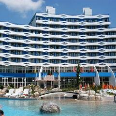 Туристическое агентство VIP TOURS Пляжный тур в Болгарию, Солнечный Берег, Trakia Plaza 4*