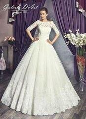 Свадебный салон Galerie d'Art Свадебное платье «Vesna 2» из коллекции BESTSELLERS