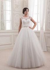 Свадебное платье напрокат White One (Pronovias) Платье свадебное «Sabina»