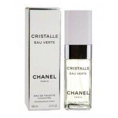 Парфюмерия Chanel Парфюмированная вода Cristalle Verte, 100 мл