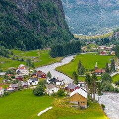 Туристическое агентство ТурТрансРу Экскурсионный тур 8FA Avia+автобус «Вся Норвегия (16 фьордов)»