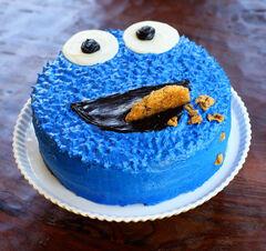 Торт DOLCE Детский торт «Печенькин»