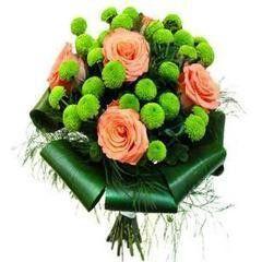 Магазин цветов Планета цветов Букет из роз №1