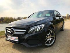 Прокат авто Прокат авто Mercedes-Benz C180 2019 черный
