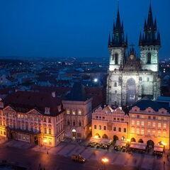Туристическое агентство АприориТур Экскурсионный автобусный тур «Миг счастья: Прага - Дрезден»