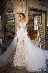 Свадебный салон Giovanna Alessandro Свадебное платье 41-18