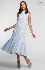 Платье женское Pintel™ Миди-платье свободного силуэта GLORISEL