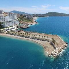 Туристическое агентство Боншанс Пляжный авиатур в Албанию, Саранда, Santa Quaranta Premium Resort 5*