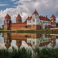 Организация экскурсии Тайм Вояж Экскурсия в Мирский и Несвижский замки