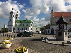 Туристическое агентство Виаполь Экскурсия по ВТОРНИКАМ: Обзорная экскурсия по Минску