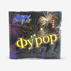 Фейерверк HappyFamily Батарея салютoв «Фурор» FP-B338