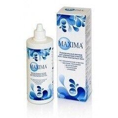 Уход за линзами Maxima Optics Раствор для линз Maxima, 360 мл