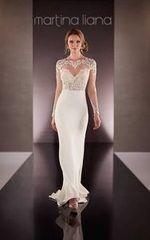 Свадебное платье напрокат Essense of Australia Платье свадебное 690