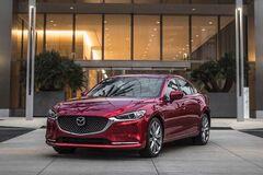 Прокат авто Прокат авто Mazda 6 2019 AT