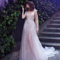 Свадебное платье напрокат Ange Etoiles Свадебное платье Ali Damore Afina