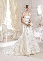 Свадебное платье напрокат La Sposa Платье свадебное Maya