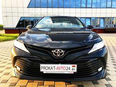 Прокат авто Прокат авто Toyota Camry 2019 черная
