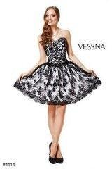 Вечернее платье Vessna Коктейльное платье арт.1114 из коллекции vol.1 & vol.2 & vol.3
