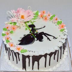 Торт Tortiki.by Праздничный торт №7