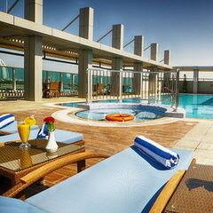 Туристическое агентство News-Travel Пляжный авиатур в ОАЭ, Дубай/Аль Барша, Rose Park Hotel Al Barsha 4*
