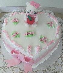 Торт Дольче Детский торт «Hello Kitty»