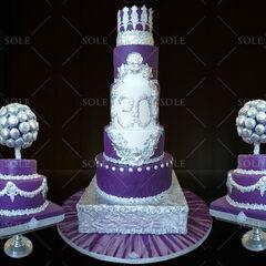 Торт Sole Праздничный торт №48