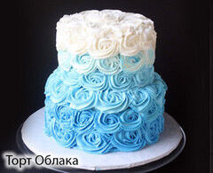 Торт Tortas Торт «Облака»