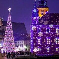 Туристическое агентство Интурсервис Автобусный экскурсионный тур «Новый год в Варшаве»