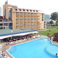 Туристическое агентство Мастер ВГ тур Отдых в Болгарии, Солнечный берег, отель Байкал 3*