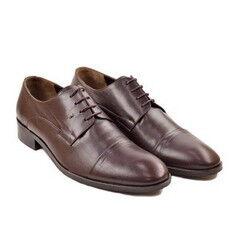 Обувь мужская HISTORIA Туфли дерби коричневые Sh.Br.71780