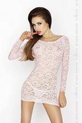 Интим-магазин Passion Розовая сорочка Yolanda XXL/XXXL арт. 5,90831E+12